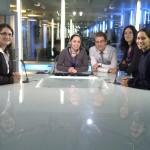 Visite des studios de France 24